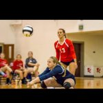 Volleyball teams end regular season with wins