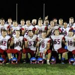 Football team captures Midwest Conference Title