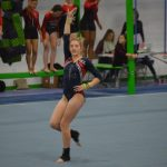 Foster finishes 6th in All-Around