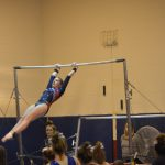 Foster competes at Noblesville