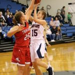 Lady Cavs defeat MWC rival Frontier