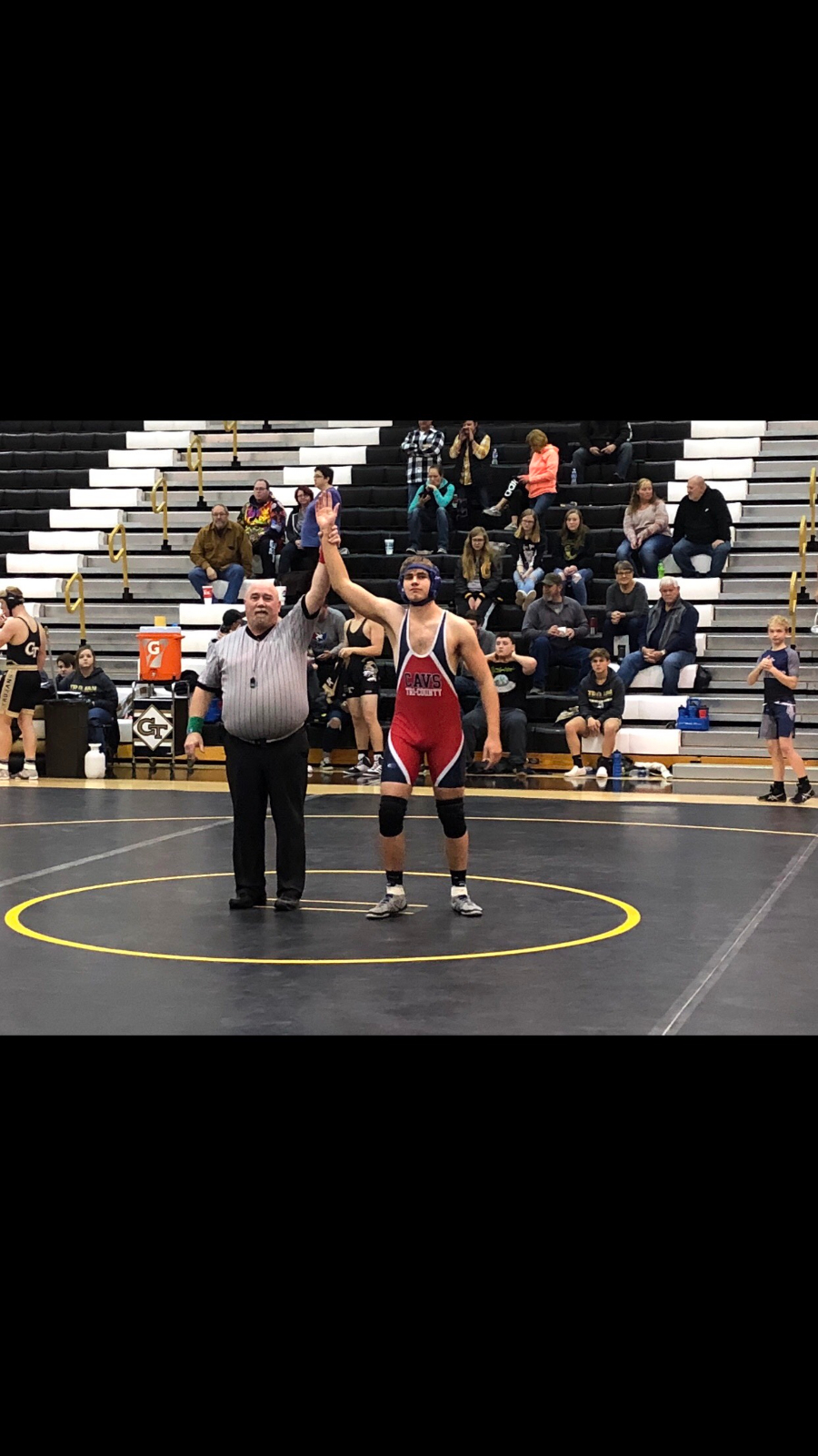 MWC Wrestling match moved
