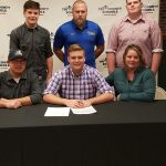Nevitt signs to play baseball at Ancilla College