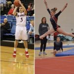 Foster, Cree named co-Athletes of the Week