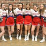 2019-2020 Junior High and High School Cheer leading Awards