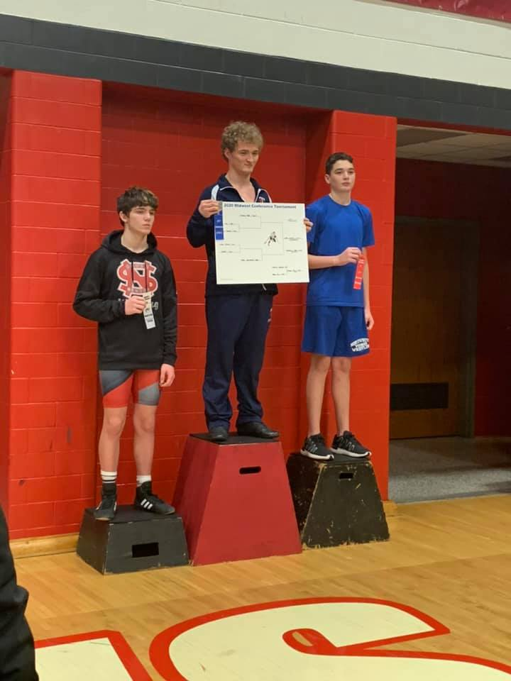 Ulrich advances to Regionals