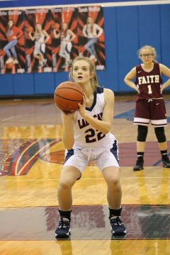 Girls' Basketball scrimmage