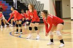 Varsity Volleyball Match with LaCrosse has been canceled