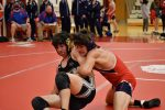 Varsity Wrestling vs North Newton (1/12)