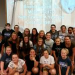 Simley Girls Swim & Dive Helping Others