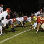 Simley High School Varsity Football falls to Henry Sibley 28-3