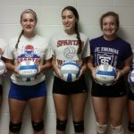 Simley High School Girls Varsity Volleyball falls to East Ridge 3-0