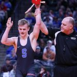 Simley Wrestling 3 Individual Champs…