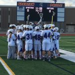 Simley Boys Lacrosse wins home opener…