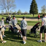 Simley High School Boys Varsity Golf finishes 3rd place