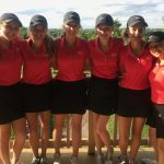 Simley High School Girls Varsity Golf finishes 1st place