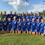 Simley High School Girls Varsity Soccer falls to St. Louis Park 3-2