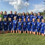 Simley High School Girls Varsity Soccer beat St. Francis 3-2