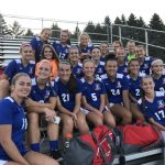 Simley High School Girls Varsity Soccer beat Tartan High School 4-1