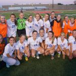 Simley High School Girls Varsity Soccer beat St. Paul Highland Park 2-1