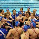Simley High School Girls Varsity Swimming falls to Tartan High School 99-86