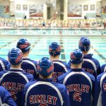 Simley High School Girls Varsity Swimming beat North Saint Paul High School 94-68