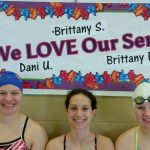 Simley High School Girls Varsity Swimming beat Mahtomedi High School 94-92