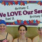 Simley High School Girls Varsity Swimming beat Mahtomedi High School 94-92