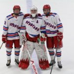 Boys Varsity Hockey beats St. Paul Highland Park 2 – 0