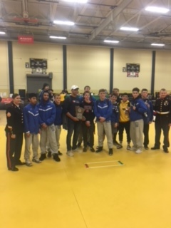 Simley Wrestling 2nd Place at The Christmas Tournament