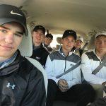Boys Varsity Golf finishes 4th place at Dakota County Invite
