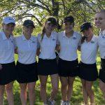 Girls Varsity Golf beats South Saint Paul 210 – 178