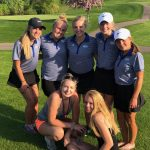 Girls Varsity Golf beats Hill-Murray School 192 – 178