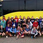 Simley Swim & Dive finishes 6th place at Rapids Invite