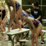 Simley Girls Swim & Dive Finish 2nd Place at MEC Conference Relays