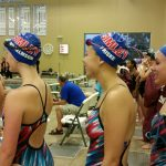 Simley Girls Swim & Dive Victorious at First Dual Meet of the Season