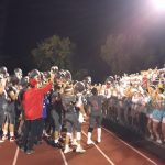 Boys Varsity Football beats DeLaSalle 46 – 32