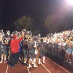 Boys Varsity Football beats DeLaSalle 46 – 32