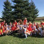 Girls Varsity Soccer beats New Life Academy 5 – 1