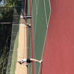 Girls Varsity Tennis beats Henry Sibley Senior 4 – 3