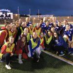 Girls Varsity Soccer beats Tartan 6-0