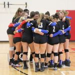 Simley Volleyball Falls to North