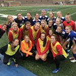 Girls Varsity Soccer beats St. Croix Lutheran 5 – 1