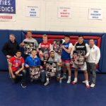 Wrestling Section 1AA -Simley 78-0 over Stewartville
