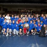 Simley Wrestling Section Champs.. Knocks off Kasson