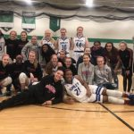 Conference Champs – Simley Girls beat Hill-Murray 64-62
