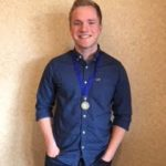 Ben Borchard AAA Award Winner Region 3AA….