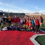 Boys Varsity Track Wins Six Events at Home Meet