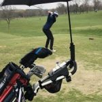Simley Boys Golf Takes on Troy Burne Golf Course