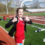 JV Girls Track and Field Earns Eleven Top Eight Finishes at Richfield